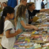 Bethel Elementary Spring Book Exchange is a Huge Success