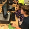 Riverbend Elementary Sponsors New Coding Club