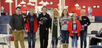 Bethel Middle Students Participate in Beastly Reading Challenge