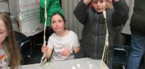 Hazelwood Elementary Students Engage in STEM Night Activities
